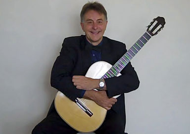 Joe Farley - Classical Guitarist