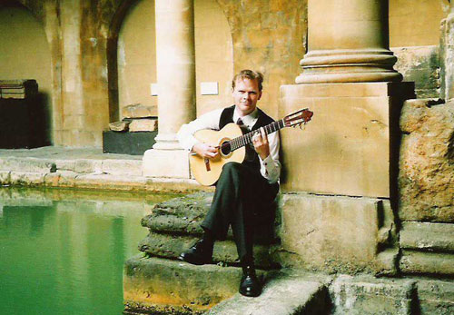The Somerset Wedding Guitarist - Wedding Guitarist