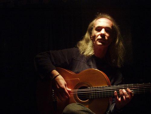 Stefan Holmes - Flamenco Guitarist