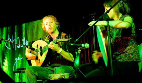 Francis Moore - Oud Player
