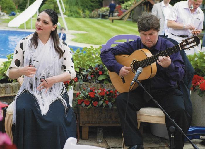 The Pablo Cortez Flamenco Duo - Flamenco Guitarist & Dancer(s)