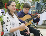 The Pablo Cortez Flamenco Duo - Flamenco Guitarist & Dancer(s)