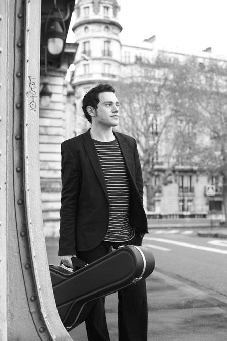 Thomas Egerton - Classical Guitarist Cardiff