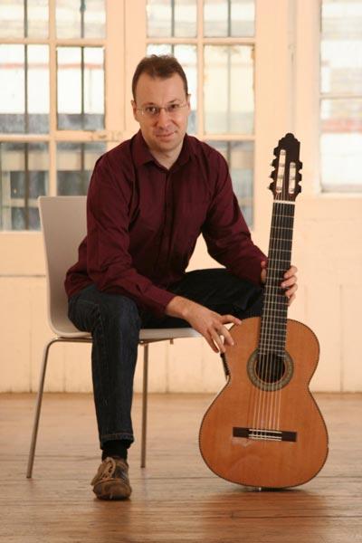James Price - Classical Guitarist