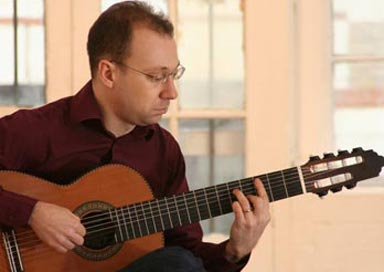 James Price - Classical Guitarist