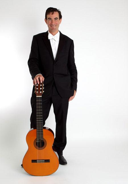 Howard McAllister - Wedding Guitarist