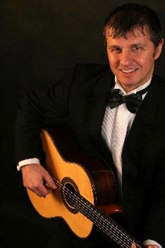 John Pring - Classical Guitarist