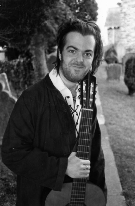 Tom Eddard - Classical Guitarist