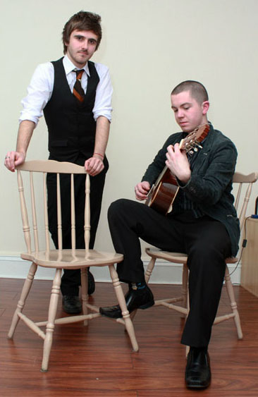 The Dom James Duo - Acoustic Duo