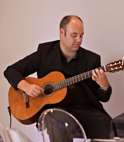 Steve Turner - Wedding Guitarist