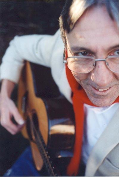 Ken Hinchley - Classical / Celtic Guitarist