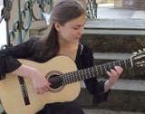 Christine Wyatt - Classical Guitarist