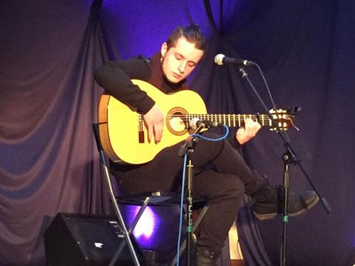 The Young Flamenco Guitarist - Flamenco Guitarist