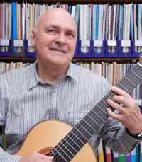 Rod Monrow - Classical Guitarist