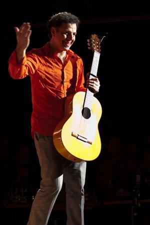 Carlos Raymundo - Flamenco Guitarist