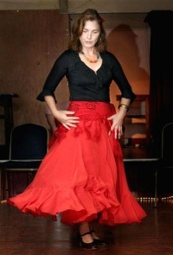 Pamela Street - Flamenco Dance Group