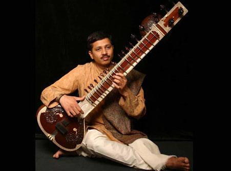Pranav - Sitarist