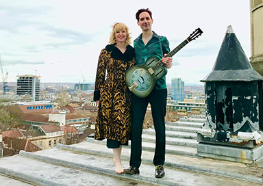 Crescent Duo - Spanish Guitar & Vocals Duo
