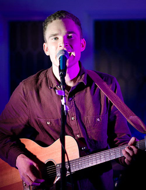 Chas Wilmer - Pop Singer/Guitarist