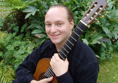 Jonathan Clements - Classical Guitarist