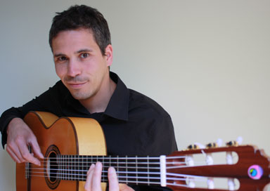 Johnny McIvor - Latin Jazz Guitarist