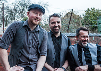 The Midlands Wedding Band - Rock, Pop Covers Band