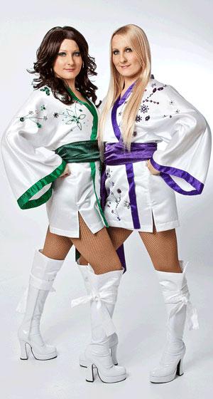 The Abba Girls - Abba Tribute Duo
