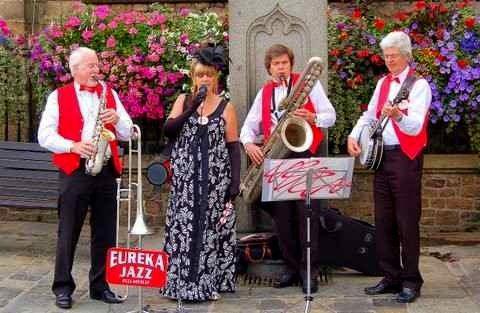 Dinah Jazz - Jazz Band