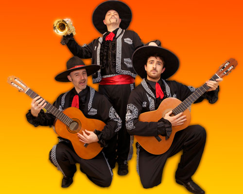 The Mariachi Pop Band - Rock/Pop Mariachi Band