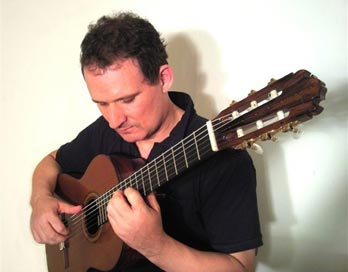 Ed Bulham - Classical & Flamenco Guitarist