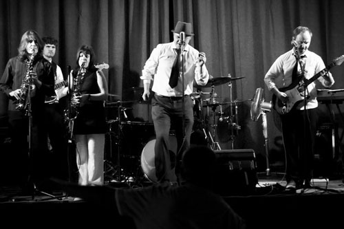 The Motowners - Soul/Funk Band