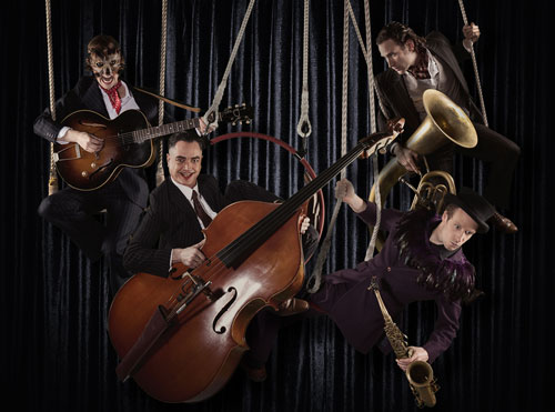 The Brighton Swing Boys - Swing Band