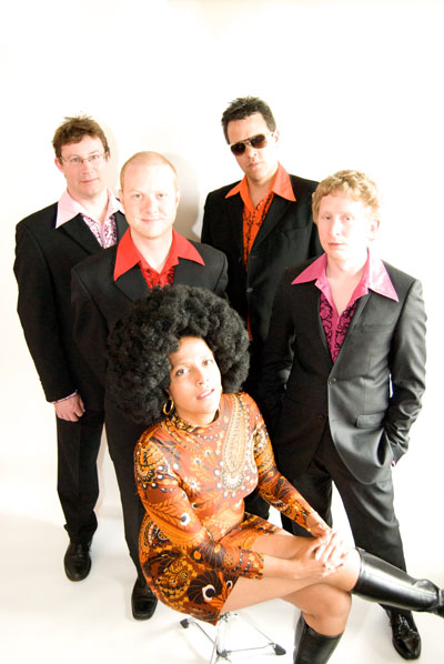 Nine to Five - Funk Covers Band