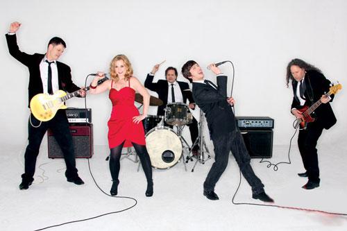 The Rockstars - Rock, Pop Covers Band