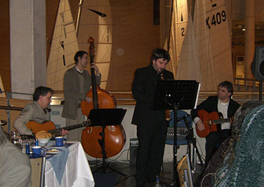 The Manouche Project - Gypsy Swing & Latin Band