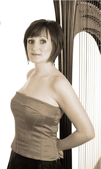 Cathy Price - Harpist