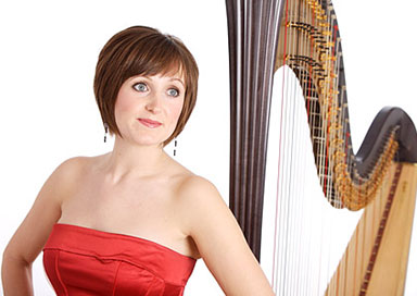 Cathy Price - Harpist