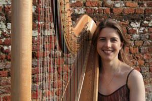 Anya Winter - Harpist