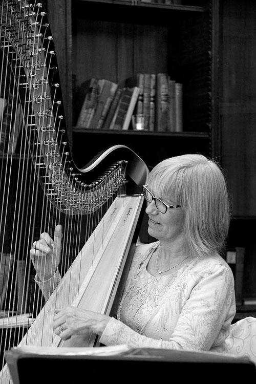 Abigail Donaldson - Harpist