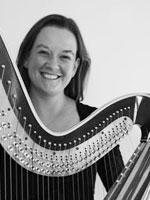 The Suffolk Harpist - Harpist