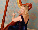Ruth Handle - Harpist