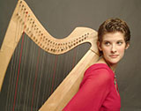 Sarah North - Celtic Harpist