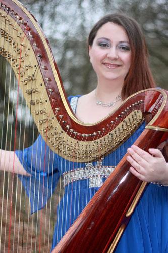 Fran Weston - Harpist