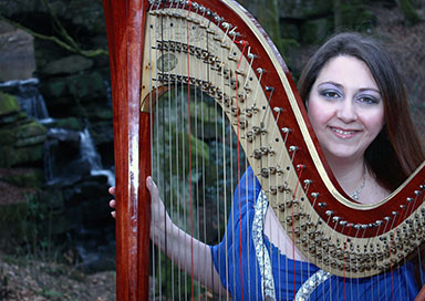 Fran Weston - Harpist
