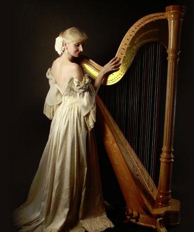 The Brighton Wedding Harpist - Wedding Harpist