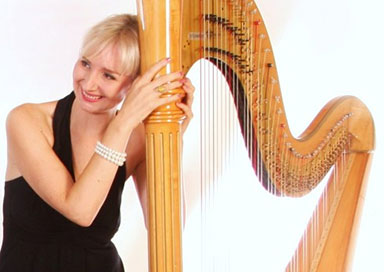 The Brighton Wedding Harpist - Wedding Harpist