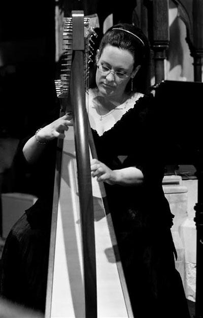 Lauren Keating - Harpist & Singer