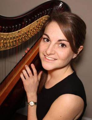 Katherine Heart - Harpist