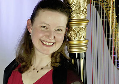 Emerald Gregory - Harpist