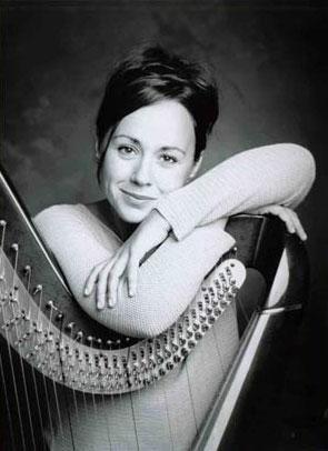 Amy White - Harpist